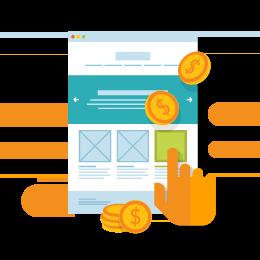 Inserzioni a Pagamento PPC Pay Per Click TREEDEA